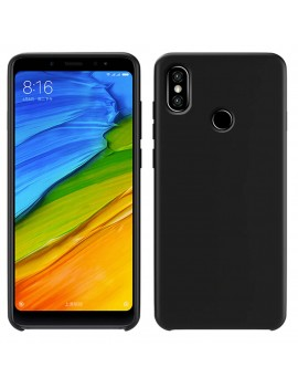 Coque de protection Silicone HUAWEI P30 LITE Soft Touch rigide Noir