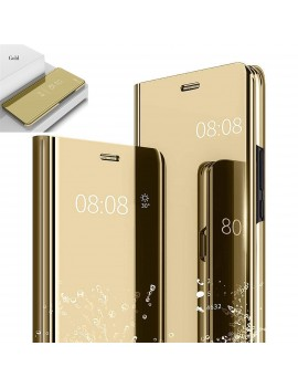 Etui Housse SAMSUNG GALAXY NOTE 10 Clear Miroir Transparent OR